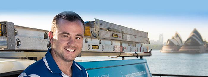 Ryan Godfrey - Ready Set Plumb - servicing the Balmain suburb of Sydney